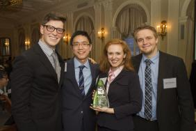 MBA Students Embrace Business With Purpose, Recognized by The Aspen Institute Image
