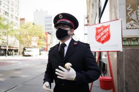 """The Salvation Army USA Sets Out to """"Rescue Christmas"""" Due to Immense Impact of COVID-19 Image"""