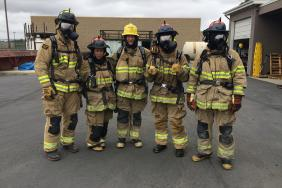 Business Executives and Firefighters Partner with Military Veterans to Assist in Transition to Careers in Civilian Life Image