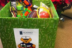 McKinney Capital & Advisory Brings Holiday Cheer to San Diego's Kids in Need Image