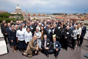Second Vatican Conference on Impact Investing Image