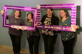 Comerica Colleagues Inspired During International Women's Day Celebration Image