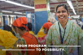 From Program to Possibility: Lily Akter, Quality Assurance Coordinator at Gildan Image