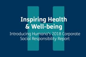 Humana Spotlights Commitment to Addressing Social Determinants of Health in 2018 Corporate Social Responsibility Report Image