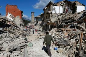 GlobalGiving Launches Italy Earthquake Relief Fund  Image