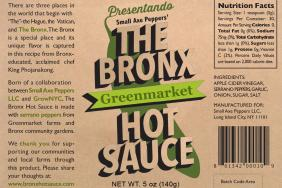 JetBlue Spices Up Its 'BlueBud' Business Mentoring Program With The Bronx Greenmarket Hot Sauce Image