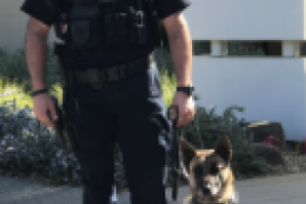 Keysight Headquarters Goes to the Dogs -- For K-9 Officer Training Image