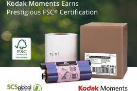 Kodak Moments Photo Paper Earns Prestigious FSC® Certification Image