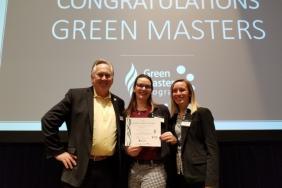 Kohler Co. Attains Third Green Masters Status Image
