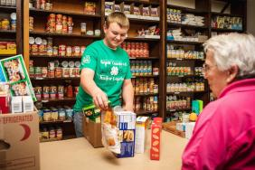 Students Leading Sustained and Innovative Hunger-Fighting Solutions Can Apply for $10,000 from the Sodexo Stop Hunger Foundation Image