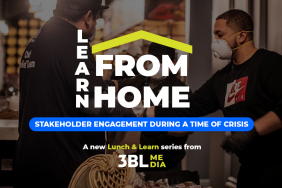 Learn from Home: Stakeholder Engagement During a Time of Crisis, April 28 Image