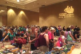 MGM Resorts Employees Mark Educator Appreciation Day 2015 with Donated Supplies Image
