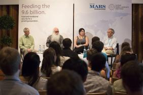 As Global Population Rises, Mars, Incorporated Partners at Lindau Meeting to Drive Interdisciplinary Approach to Food Security Image