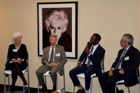 Mary Kay Inc. Hosts Inaugural Men Don't Look Away Summit to Engage More Men in Efforts to End Domestic Violence Image