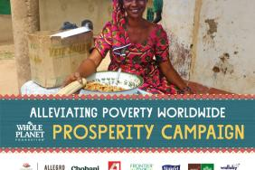 Whole Planet Foundation Launches Annual Prosperity Campaign in Whole Foods Market Image