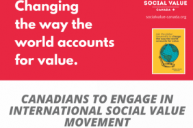 Canadians to Engage in International Social Value Movement Image