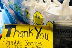 """Republic Services Launches $20 Million """"Committed to Serve"""" Initiative to Help Employees, Customers and Communities Image"""