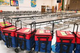 Action for Healthy Kids and Cargill Provide Emergency Meal Distribution Equipment Grants to Help School Districts Feed Hungry Students Image