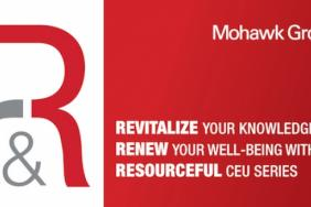 """Mohawk Group Invites Design Community to """"Revitalize Knowledge and Renew Well-Being"""" With Resourceful CEU Series Image"""