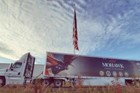 Mohawk Veterans Haul Load for Wreaths Across America Image