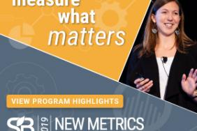 Sustainable Brands Community Explores Next-Generation Goals, Impact Metrics and Reporting Methods Image