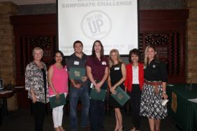 Alliance Data Employees Help North Texas Food Bank Exceed Corporate Challenge Campaign Goal Image