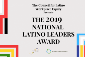 2019 National Latino Leaders to be Honored at The 5th Annual National Latino Leadership Conference Image