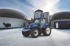 New Holland Agriculture Wins the Inaugural Sustainable Tractor of the Year® Award at Agritechnica 2019 Image