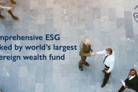 Comprehensive ESG Backed by World's Largest Sovereign Wealth Fund Image