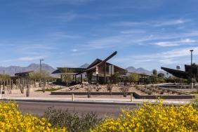 Balfour Beatty Construction Wins Engineering-News Record's Southwest 2014 Best Green Project Award for the North Scottsdale Park & Ride Image