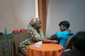 Novartis Foundation and Partners Launch New Hypertension Program in Ghana Image