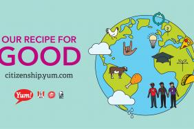 Yum! Brands' Recipe for Good: 2017 Global Citizenship & Sustainability Report Showcases Company's Efforts to Serve Food People Trust, Grow Sustainably to Protect the Planet and Unlock Potential in People Image