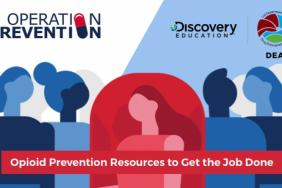The Drug Enforcement Administration and Discovery Education Introduce Digital Workplace Training to Combat Opioid Epidemic Image