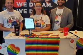 """Aramark Employees Discuss What It Means to Have a Career at One of the """"Best Places to Work for LGBTQ+ Equality"""" Image"""