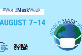 World Mask Week Aims to Inspire Global Movement to Wear Face Coverings in Public to Help Stem Exponential Spread of COVID-19 Image