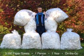 PeopleTowels(TM) Celebrates One-Year Anniversary with New Lower Pricing  Image