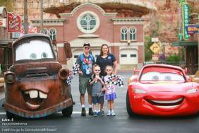 Make-A-Wish® and Disney® Celebrate 100,000 Wishes Together Image