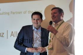Booz Allen Hamilton Named Consulting Partner of the Year by Americas 2017 NVIDIA Partner Network Image