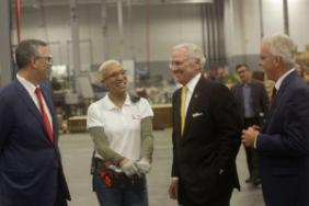 Trane Unveils Expanded Columbia Facility, Delivering Environmental, Workforce and Community Benefits Image