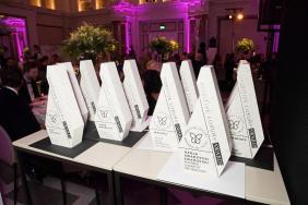 Nadja Swarovski Wins Business Leader of the Year Award at the Inaugural Positive Luxury Awards 2020 Image
