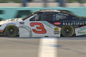 Austin Dillon Supports Keep America Beautiful by Driving in eNASCAR iRacing Pro Invitational Series Image