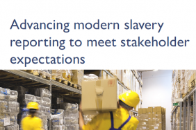 Toolkit to Advance Reporting on Modern Slavery Image