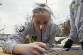 Rebuilding Together AmeriCorps Celebrates the Martin Luther King, Jr. Day of Service Image