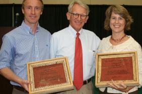 Blackbaud Receives Green Business Pioneer Award  Image