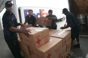 Is Your Hometown Prepared for a Disaster? FedEx Corp. Helps Red Cross Ensure Hometown Is Ready When the Time Comes Image