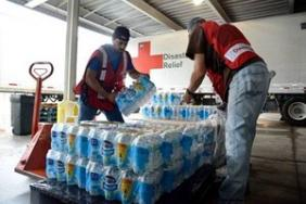 Nestlé Waters North America Donates More Than 1 Million Bottles of Water to Hurricane Harvey Relief Image