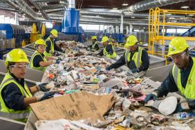 Republic Services Earns Top Industry Award for Recycling Systems Excellence Image