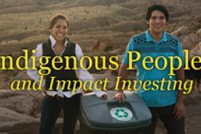 Impact Investing With Native Entrepreneurs in the Indigenous Economy Image