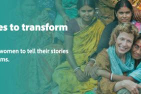 The Power of Stories to Transform Lives Image
