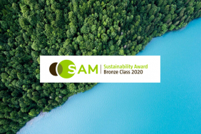Gildan Receives Bronze Class Distinction in the 2020 SAM Sustainability Yearbook Image